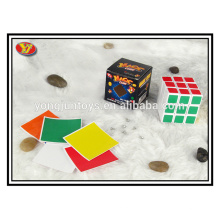 3 layer magic puzzle cube promotional toys