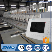 ZHAOSHAN 1220 computerized embroidery flat machine cheap price