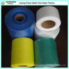 65gr / M2 3X3 Mesh Selbstklebendes Fiberglas Mesh Tape zum Verkauf