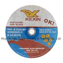 Super corte disco piedra 230 * 3 * 22,2 mm