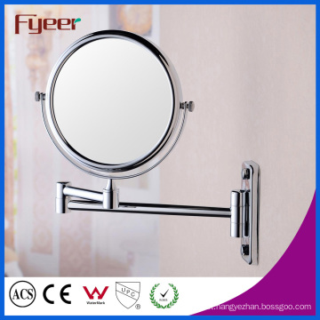 Fyeer Double Side Folding Wall Mounted Makeup Mirror (M0108)