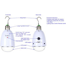 Solar LED Lighting Lamp From ISO9001 Factory