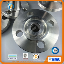 Stainless Steel A182 Gr. F316/316L Wn Rtj Forged Flange with Dnv (KT0262)