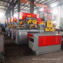 Q35Y-20 hydraulische kombinierte Stanz- und Schermaschine 16Ton