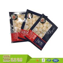 Gewohnheit druckte lamelliertes materielles Plastikgefrorenes Samosas-flexible Lebensmittel-Verpackentüte mit Firmenzeichen
