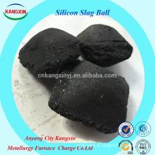 Briquete / bola de escória de silício ferro