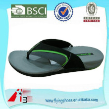 2015 new design fashion eva flip flops