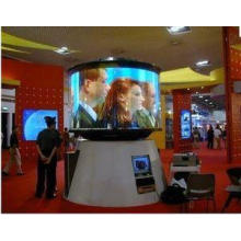 Shenzhen P12 outdoor flexible led video wall for shopping s