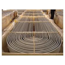 ASTM A269 1.4404 U-Biegeschlauch aus rostfreiem Stahl