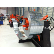 W Section Forming Machine