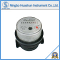 Single Jet Dry Type Water Meter with 80mm Length Plastic Body (LXSC-15D)