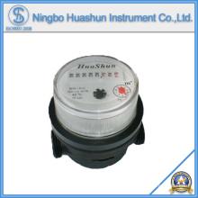 Medidor de água de jato único / medidor de água de classe B de plástico / Medidor de água pequena de 80 mm