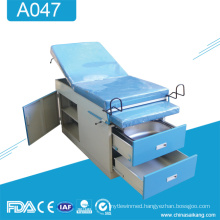 A047 Medical Manual Gynecology Delivery Exam Bed