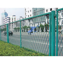 Expended Wire Mesh Road Fence