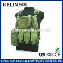 Tactical Military MOLLE Combat Assault Plate Vest