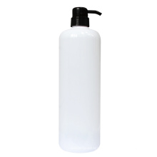 1000ML soft PET shampoo and shower gel bottle
