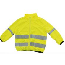 Highly Visible Reflective Safty Jacket For Kids