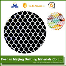 polyester mesh for paving foshan tile glass mosaic