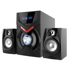 2.1 super big bass subwoofer computer speaker