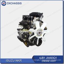 Véritable moteur NKR 4JB1 Assy JX493Q1