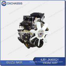 Genuine NKR 4JB1 Engine Assy JX493Q1