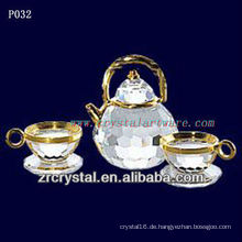 Wundervoller Kristallbehälter P032