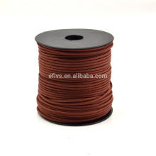 wholesale 2mm paracord 4 inner strands 50mm spool mil spec outdoor camping and hiking survival gear