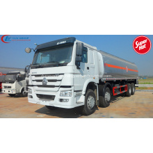 Hot Sale SINOTRUCK HOWO 30000litres Fuel Tank Truck