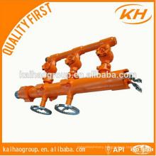 API Spec 9 5/8'' Casing/Drill pipe Cement Head
