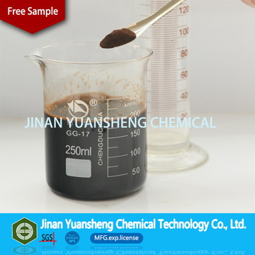 Wood Pulp Dust Suppressant Sodium Lignosulphonate Powder