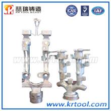 Piezas que trabajan a máquina del bastidor del apretón de alta calidad del fabricante del OEM de China