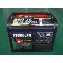 5KW gasoline welding generator HT6800LXW  Red fuel tank