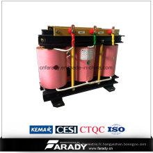 Transformateur à sec de type sec Scb-10 30kVA