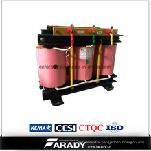 Three Phase Electrical Equipment China Manufacturer Dry-Type 3000kVA Transformer