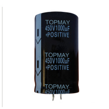 1000UF 450V Snap-in Terminal Electrolytic Capacitor