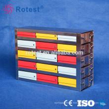 Support de congélateur adapté aux besoins du client de réfrigérateur commercial de tiroir coulissant