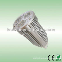 Recessed ceiling track LED spotlight MR16 9w