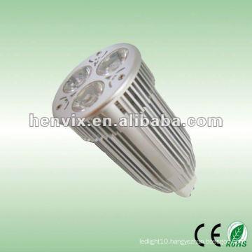 Recessed ceiling track LED spotlight MR16 9w