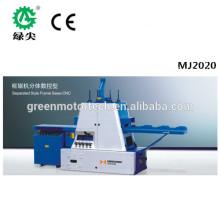Holzrahmen-Schneidemaschine sah / Holzrahmen-Schneidemaschine sah für Schnittbordbücher mit heißem Verkauf in Südostasien