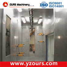 Powder Coating Plant for Metal Finishing
