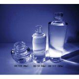 High Flint Glass Bottle for Cream, Skin Milk, Make-up Bottle (lotion)