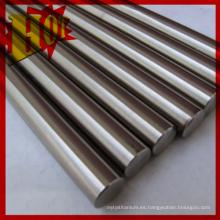 Barra de titanio ASTM F67 Gr 2 Eli para dispositivos médicos