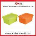 Plástico, injeção, bandeja, quentes, venda, cesta, molde