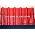 Bobina de aço galvanizado revestida de cor
