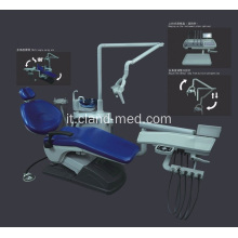 Buon prezzo Clinical Dental Chair Unit for Sale