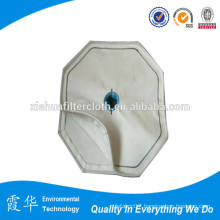Good performance filter material for food industry