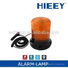 LED de luz ámbar de alarma luz de advertencia de camiones de rotación magnética y LED de emergencia faro de luz estroboscópica