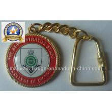 National Key Chain & Photo Dome Keychain (MJ-Keychain-001)