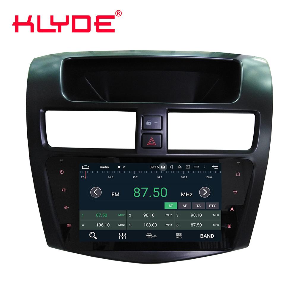 Mazda BT50 2013 car radio screen