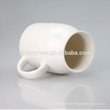 2016 Xinhong New Arrival Sublimation Caneca de leite cerâmico